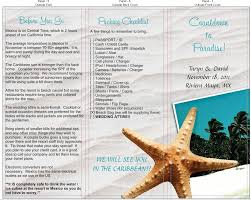 Destination Wedding Itinerary Pre Travel Information To Guests Wedding Etiquette Traditions