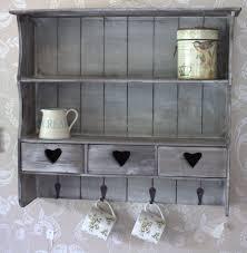 wooden kitchen wall shelves interiors design