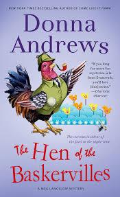 Design K Hen The Hen Of The Baskervilles A Meg Langslow Mystery Meg Langslow