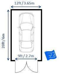 garage floor plan garage floor plan doors opening out jpg