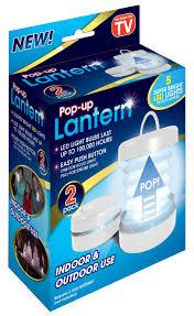 as seen on tv portable light seen on tv pop up lantern