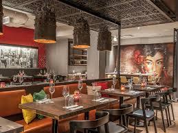 plan d une cuisine de restaurant table cuisine bar fabulous plan de travail et bar en bton dans la
