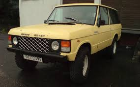 land rover yellow land rover range rover 98px image 2