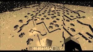 Ww1 Map Minecraft World War 1 Trench Youtube