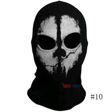 Call Duty Black Ops Halloween Costumes Call Duty Ghost Mask Ebay