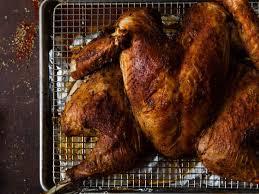 cajun spiced spatchcocked turkey recipe serious eats