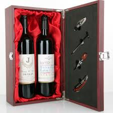 wine gift boxes jarrah 2x bottle premium wine gift box incl accessories oak room