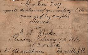 regency wedding invitations a history of wedding invitations retroette