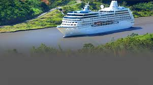 panama canal central america cruises at www cruiseoceania