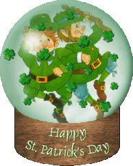 st patrick day lucky kitty by gina femrite cats cats cats