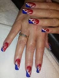 patriotic nail designs nail art u2013 patriotic the red white and