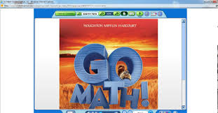 think central student parent access for go math digital products