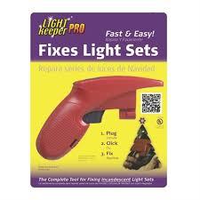 lightkeeper pro miniature light set repair tool lowe s canada