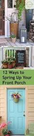 Outside Easter Decor Great Ideas 20 Outdoor Diy Projects Front Porches Porch And