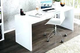 White High Gloss Computer Desk White High Gloss Desk Computer Corner Worktop Interque Co