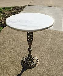 value of marble top tables agreeable vintage regency marble top table solid brass base