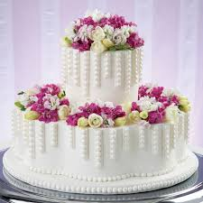 dripping with pearls cake wilton