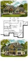 cool house plan id chp 45516 total living area 2764 sq ft 3