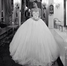 big wedding dresses wedding dresses big tulle wedding dress 2029527 weddbook