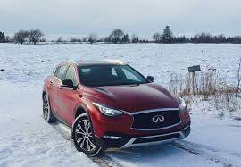 2017 infiniti qx30 awd review the british german luxury crossover