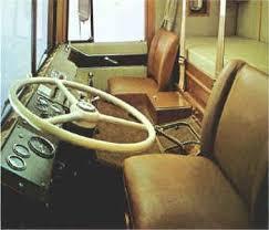 Truck Sleeper Interior L Series