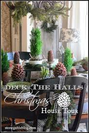 753 best christmas decor tabletops u0026 more images on pinterest