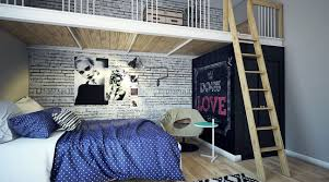 teenage girls bedroom interior design ideas