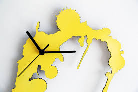 Home Decor Wall Clock Unusual Wall Clocks Zoom Wall Clock Clock For Wall Made From Old