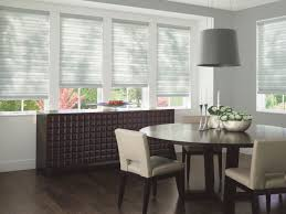 declutter your dining room custom window coverings durango