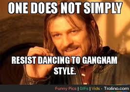 Gangnam Style Meme - another gangnam style meme trolino