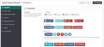 how to add social share buttons in wordpress