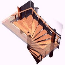 Wooden Spiral Stairs Design Spiral Staircase Plans Pdf Lalila Net