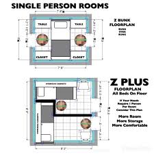 5th wheel floor plans bunkhouse u0026 crew quarter floor plans american standard trailers