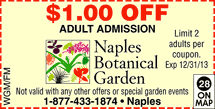 Naples Botanical Gardens Coupons Naples Botanical Garden Home Design Ideas And Pictures