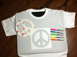 Diy Halloween Shirts Hippie Halloween Costume A Little Craft In Your Day