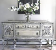 Buffet Side Table Furniture Best 25 Antique Sideboard Ideas On Pinterest Antique Buffet