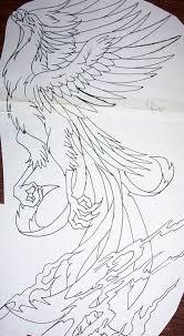 best 20 japanese phoenix tattoo ideas on pinterest phoenix