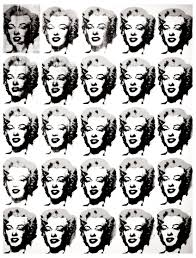 warhol marilyn art coloring pages for kids to print u0026 color