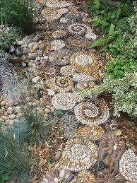 pebble rock landscaping ideas design and ideas