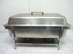 stainless chafing dish chafer warming tray food serving warmer