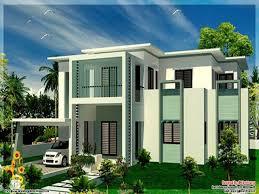 flat home design modern flat roof house plans escortsea