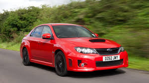 subaru india subaru wrx sti and impreza are no more top gear