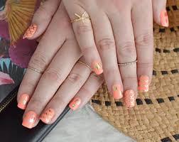 Tropical Themed Tattoos - beach nail art etsy