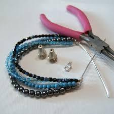 Rag Rug Bracelet How To Make A Bracelet With Twisted Bead Strands