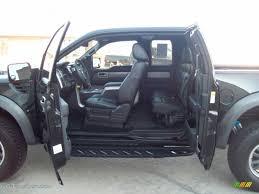 Ford Raptor Crew Cab - raptor black interior 2010 ford f150 svt raptor supercab 4x4 photo