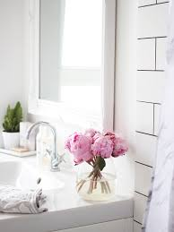 a bathroom makeover the details kate la vie