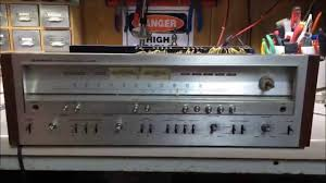 pioneer sx 850 stereo receiver repair and service bg016 youtube