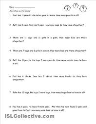 number names worksheets multiplication word problems for grade 1