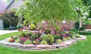 Backyard Slope Landscaping Ideas Backyard Hillside Landscaping Ideas With Singing Gardens Blog