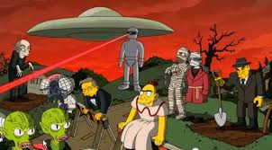 Simpsons Treehouse Of Horror I - guillermo del toro u201chorrifies u201d the simpsons u0027 treehouse of horror